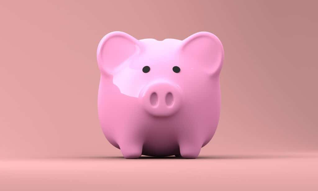 Your Wealth Effect - piggy bank, money, finance
